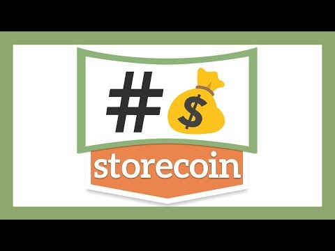 Storecoin Token Sale! Best Coin Offering of 2018?