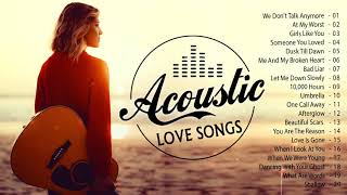 Best English Acoustic Love Songs Cover 2021 - Greatest Guitar Acoustic Cover of Popular Songs Ever видео