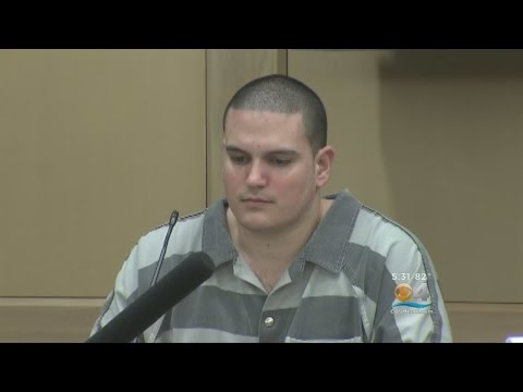 Judge OKs 'Monster' Statement To Cops  Man Charged In Disembowelment Of Girlfriend