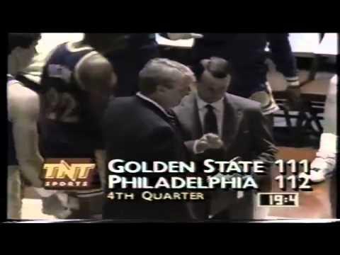 1989-90 Warriors vs. Sixers (8/8)