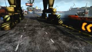 Fireburst - Tracks Trailer