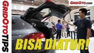 Cara Mengatur Bukaan Pintu Bagasi Otomatis Hyundai Tucson | How To | GridOto Tips