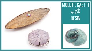 Mold It, Cast It With Resin - Beaducation.com