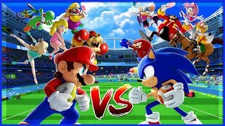 Mario & Sonic at the Olympic Games Tokyo 2020 VERSUS Multiplayer
