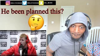He been waiting to diss Eminem! | Machine Gun Kelly Freestyle With The LA Leakers | REACTION