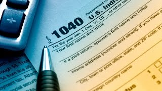 Filing Federal Income Taxes -- Small Business Tax Tip