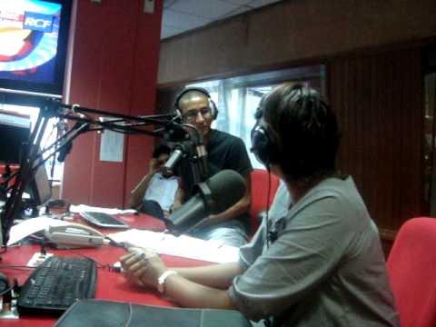 Dj SMitz Interview @ Radio 1, Mauritius