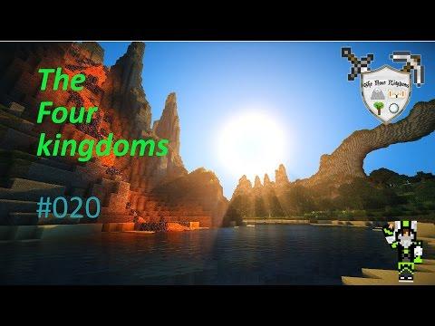 The four Kingdoms #020 Golems werde ich wohl nie verstehen