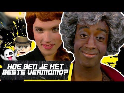HOE BEN JE HET BEST VERMOMD? - CHECKPOINT