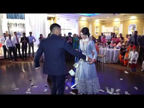 Amazing Surprise Engagement Performance | Punjabi Wedding | Couple Dance
