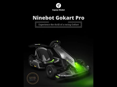SEGWAY NINEBOT GOKART PRO 2020