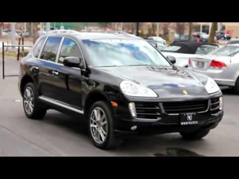 2008 Porsche Cayenne S in review - Village Luxury Cars Toronto