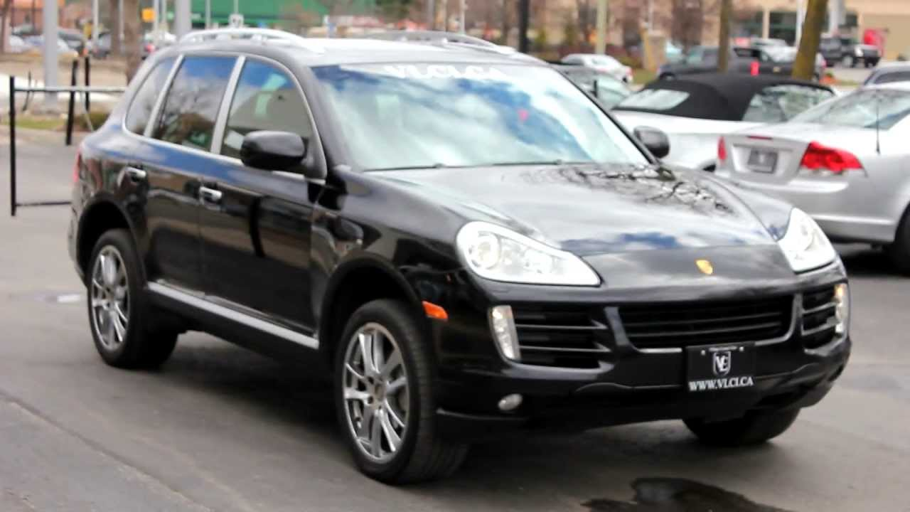 2008 porsche cayenne s in review village luxury cars. Black Bedroom Furniture Sets. Home Design Ideas