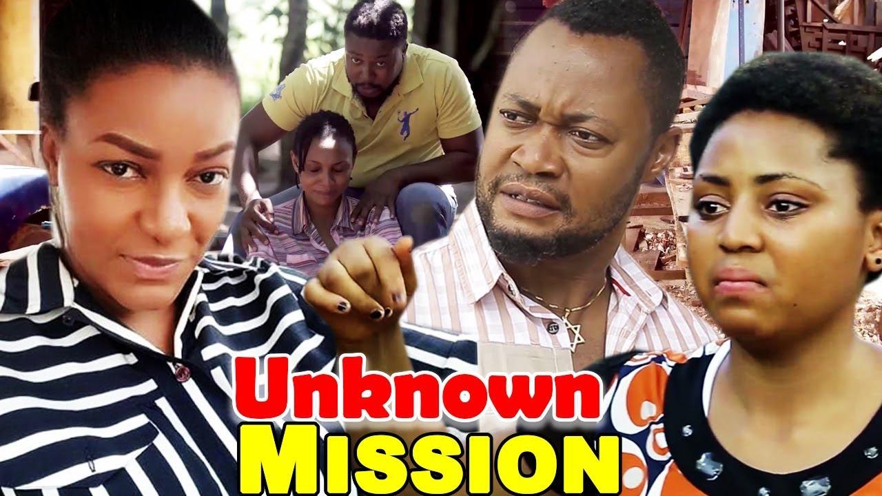 Download Unknown Mission Season 1 & 2 - ( Regina Daniels ) 2019 Latest Nigerian Movie