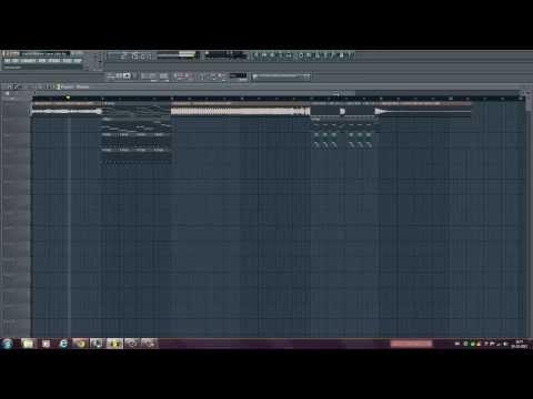 FL Studio Remake: Bassjackers - Crackin (Martin Garrix Edit) Melody + Drop [FLP!]