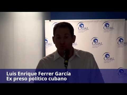 Luis Enrique Ferrer García: A 13 años de la Primavera Negra de Cuba