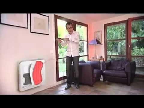 le chauffage lectrique fonctionnement youtube. Black Bedroom Furniture Sets. Home Design Ideas