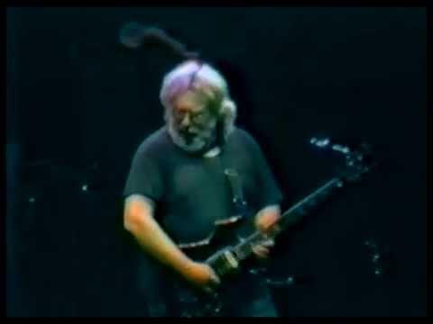 Grateful Dead Madison Square Garden 9 18 87 Set1 Youtube