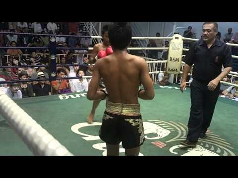 13 yr old Yoduman PTT in dominates & moves to a pro record of 3-1