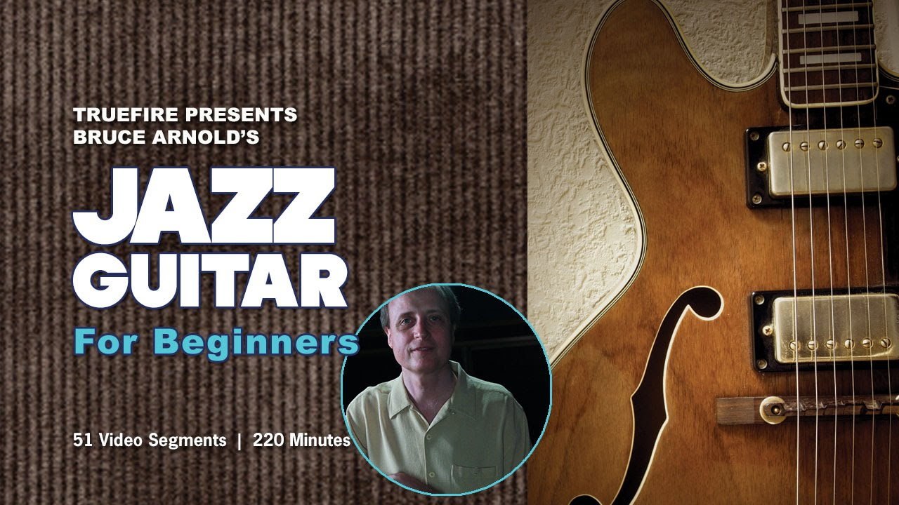 How to Play Jazz Guitar - #1 Introduction - Guitar Lessons ...