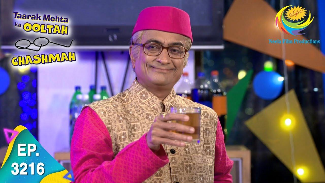 Download Taarak Mehta Ka Ooltah Chashmah - Ep 3216 - Full Episode - 23rd July, 2021