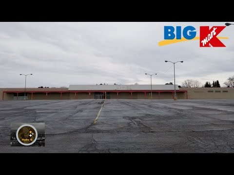 Return To The Now Abandoned Moon Township Kmart