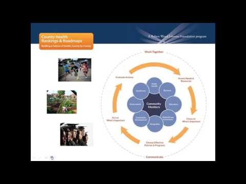 Webinar: Innovative Financing for Community Health Improveme