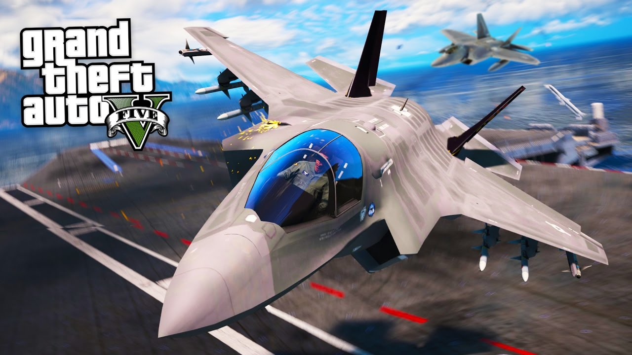 Jet Privato Gta 5 : Realistic fighter jets gta mods youtube