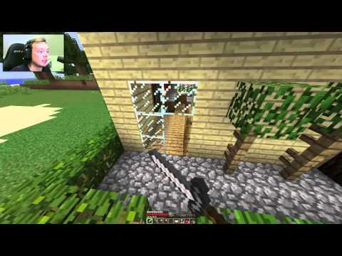 HUSET ER FERDIG! | Gutta Krutt #9 | Norsk Minecraft