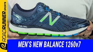 Men's New Balance 1260v7 | Fit Expert Review
