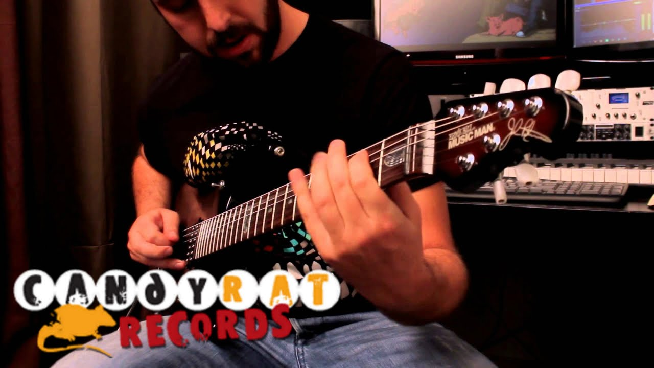 Chris Mike - Wake Up Call (Electric Guitar)