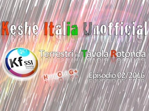TAVOLA ROTONDA - KESHE FOUNDATION ITALIA UNOFFICIAL - Ep.14