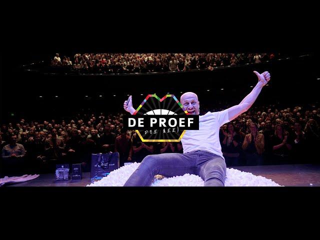 De Proef Hét Lifestyle programma van Nederland en België, gepresenteerd door Henk-Jan Koershuis