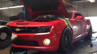 2012 camaro bone stock with agp tt kit
