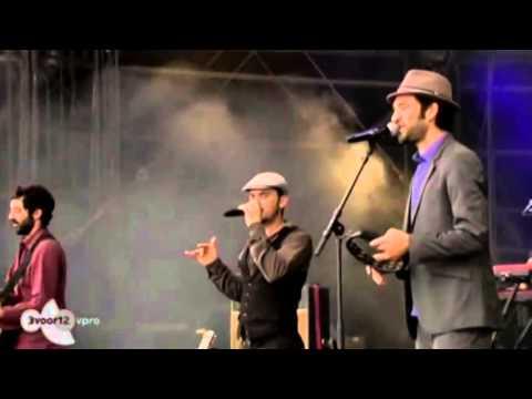 Babylon Circus  live - Pinkpop Festival 2012