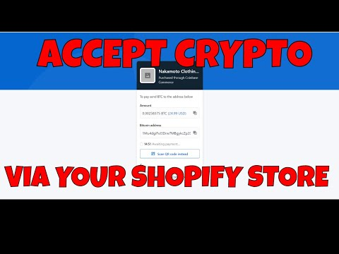 New Coinbase Commerce Connects to Shopify & Allows you to Accept Bitcoin, Litecoin, Ethereum & BCash