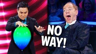 Penn & Teller Get Totally Fooled By A Single Balloon