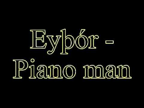 Piano man - Eyþór.avi
