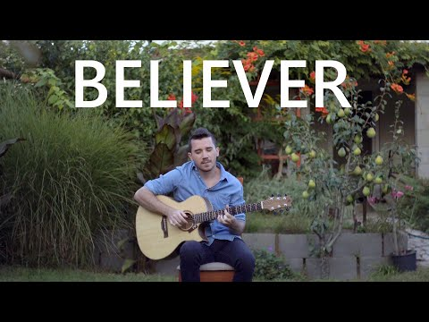 Imagine Dragons - Believer - Fingerstyle Guitar Cover