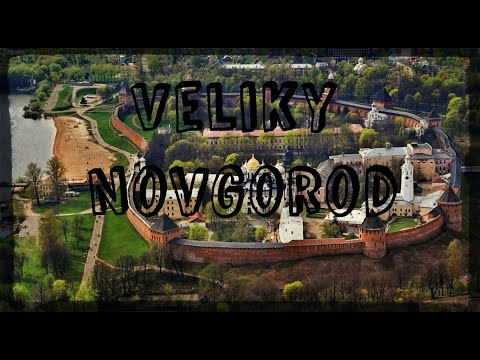 Veliky Novgorod Russia's origins HD
