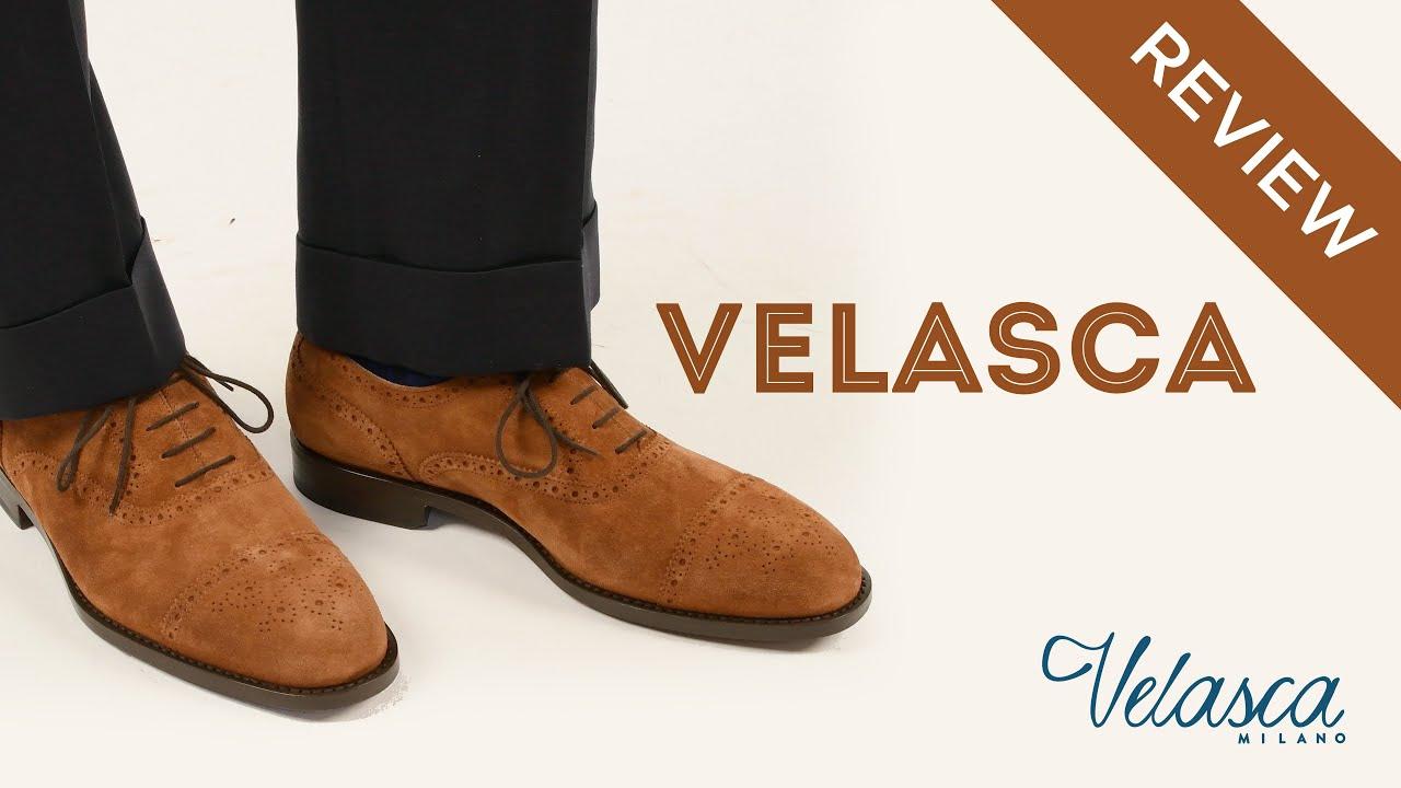 Download Velasca Men's Dress Shoe Review: Garzòn Monkstrap, Ost Loafer, & Cavadent Oxford