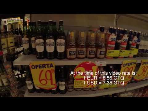 How expensive is Guatemala ???