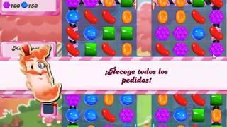 Candy Crush Saga - Nivel 650