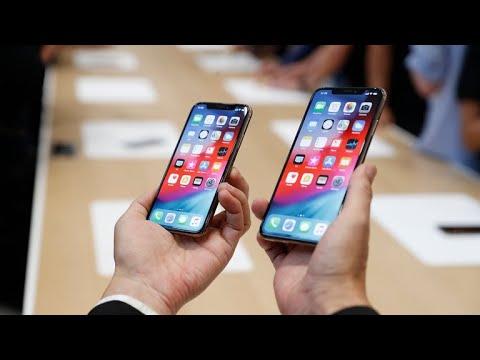 Apple releasing 3 new iPhones