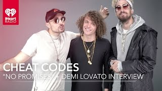 "Cheat Codes Talk Demi Lovato + ""No Promises"" 