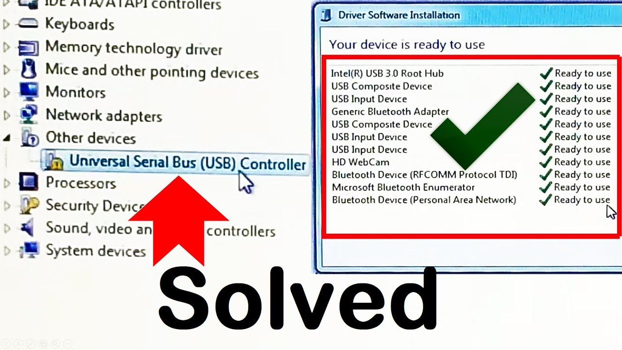 UNIVERSAL SERIAL USB DRIVERS WINDOWS 7 (2019)
