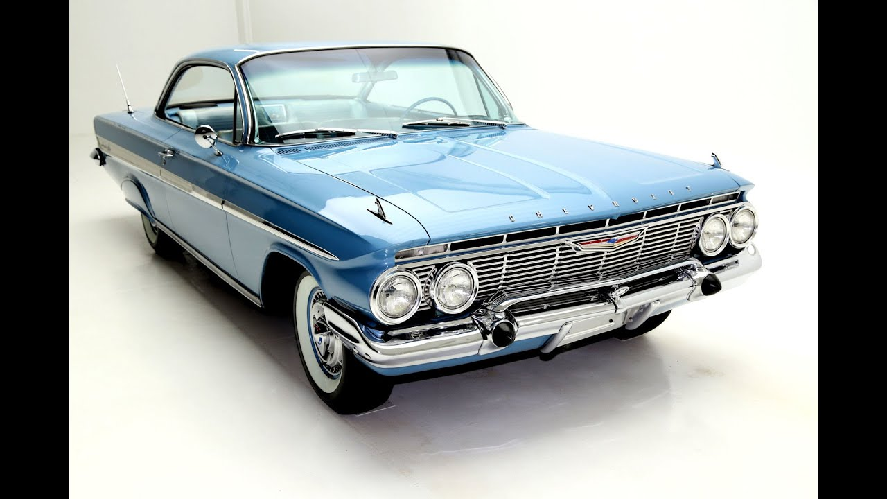 Power Stop Brakes >> 1961 impala two door bubble top. - YouTube