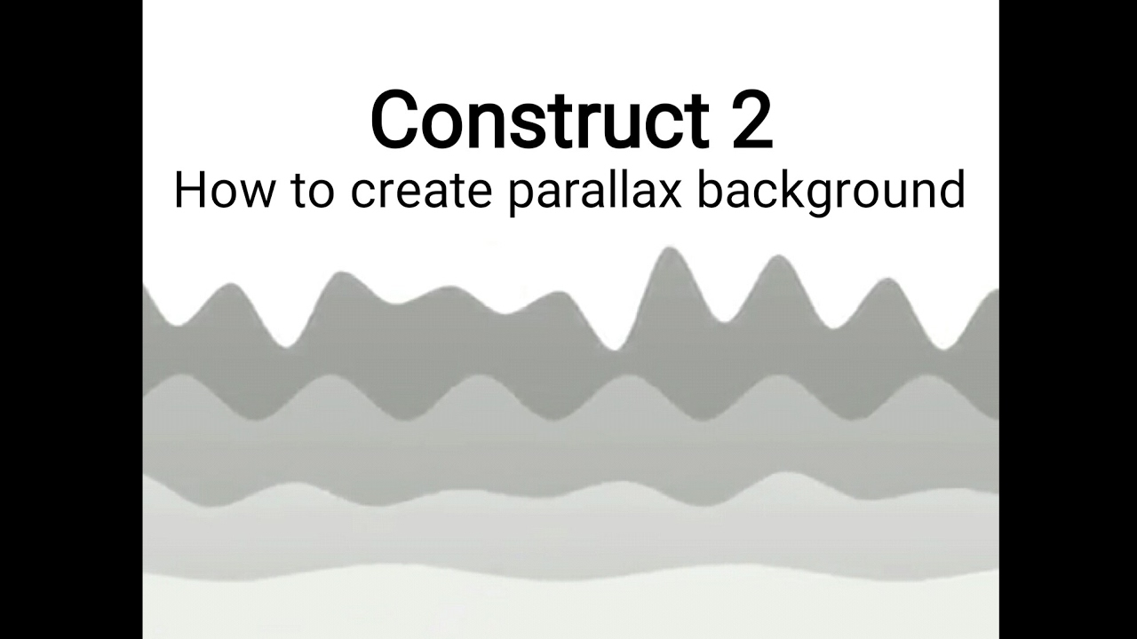 Construct 2 background image - How To Create Parallax Background In Construct 2