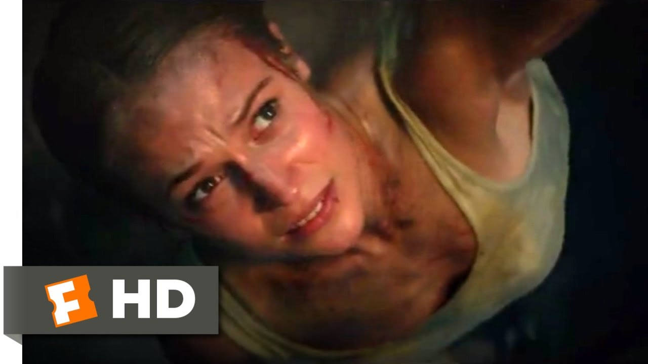 Tomb Raider 2018 The Final Fight Scene 9 10 Movieclips