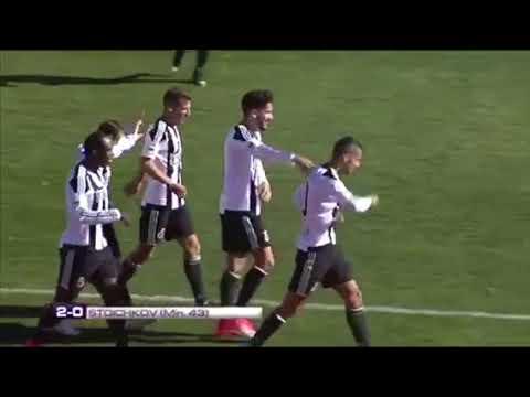 Gol de Stoichkov Molina Real Balompédica Linense 2018